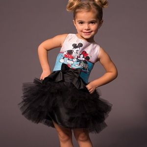 Disney collection by tutu couture Minnie Mouse